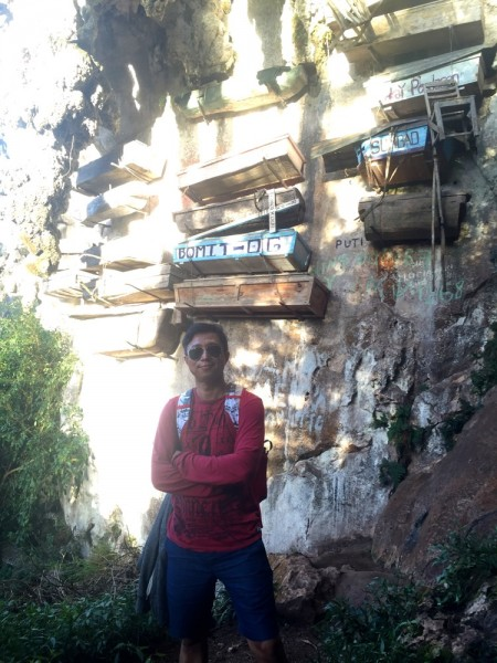 SAGADA - Discoveries when traveling with strangers